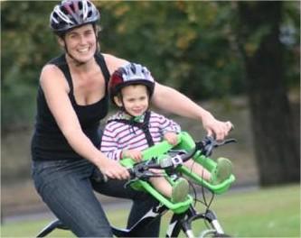 Sillas infantiles para bicicletas beb feliz for Silla nino bicicleta