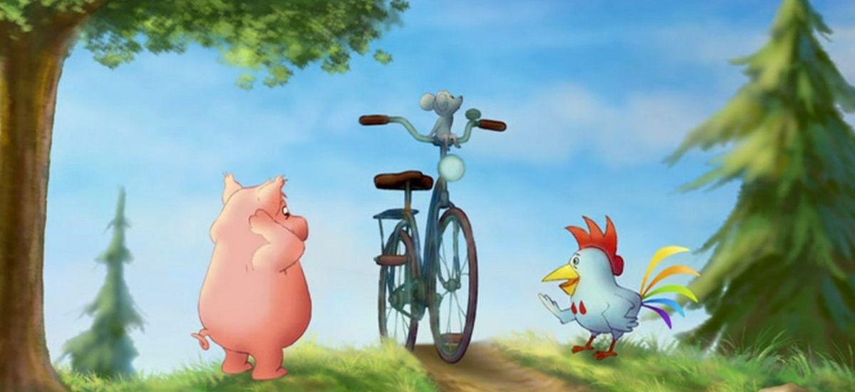 Cine infantil: Amigos para siempre