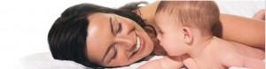 El bienestar del bebé depende de los padres