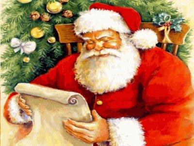 Carta de Navidad a Papá Noel