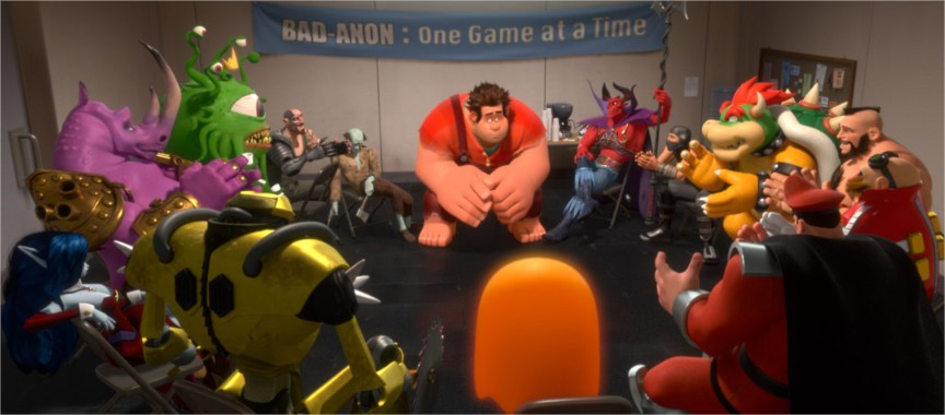 Estreno de cine Diciembre: ¡Romple Ralph!