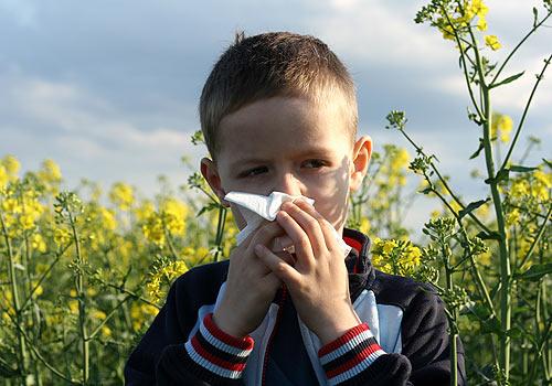 Síntomas de la astenia primaveral en los niños