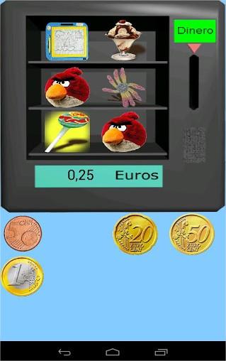 Aprende a contar dinero