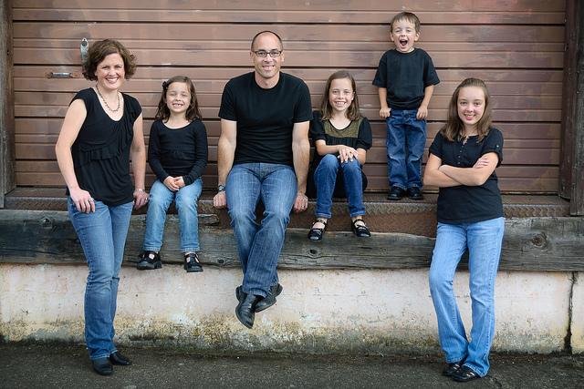 Familias numerosas I