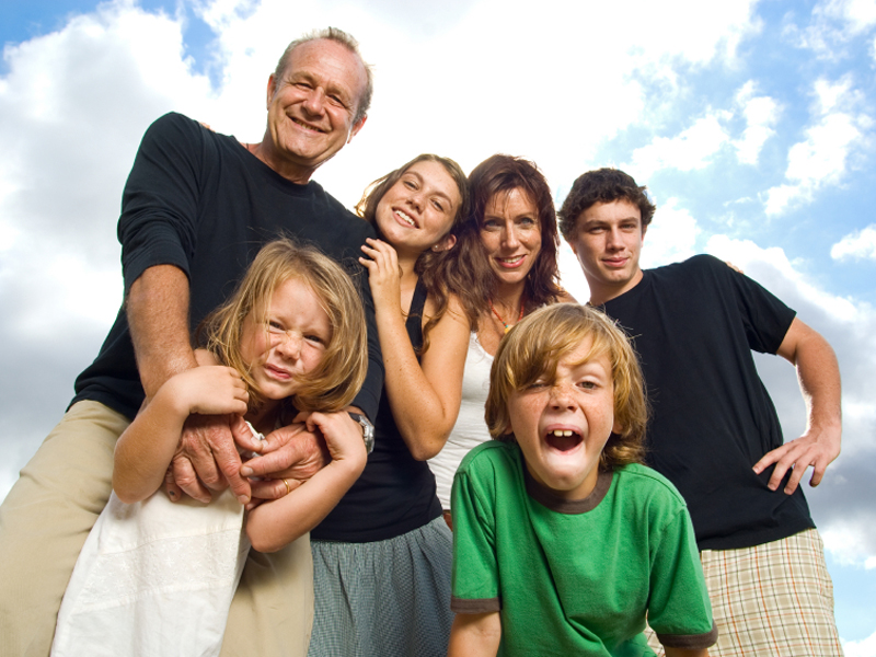 Consejos para educar a los hijos en una familia numerosa