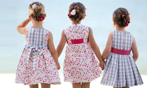 Trucos par ahorrar dinero en la moda de primavera infantil