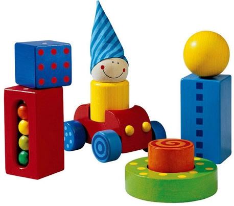 Juguetes recomendados para bebés de 1 a 2 años