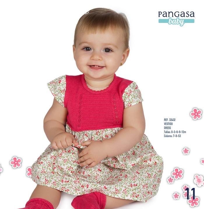 Moda primavera-verano: Colección Pangasa Baby 2013