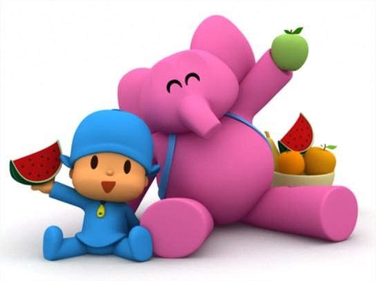 Los bebés adoran a Pocoyó II