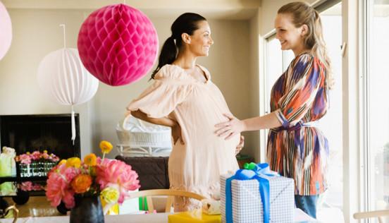 Cómo organizar un baby shower con poco presupuesto