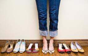 Cómo elegir calzado de verano durante el embarazo