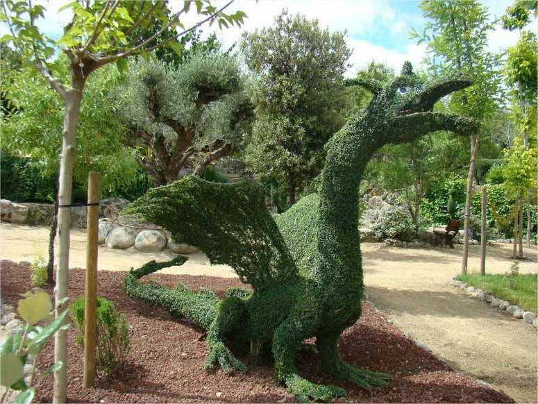 Parques temáticos: El Bosque Encantado
