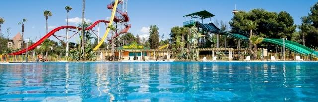 Parques temáticos: PortAventura, Aquatic Park