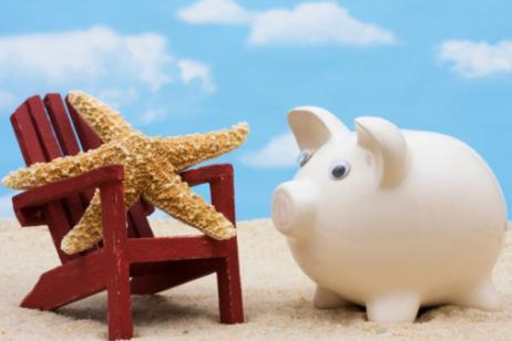 Seis formas de reducir gastos en verano