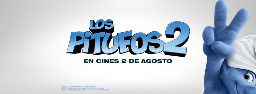 Estreno verano 2013: Los Pitufos 2