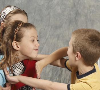 Cómo ayudar a los niños a resolver conflictos