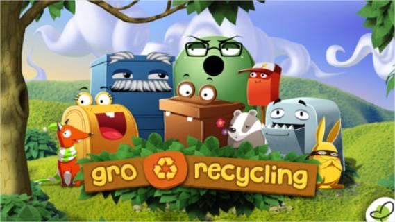Aprender a reciclar con Gro Recycling