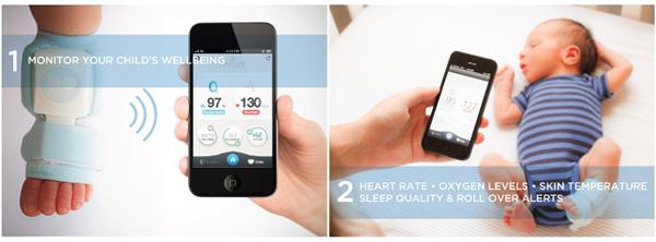 Owlet Care cuida a tu bebé desde el Smartphone