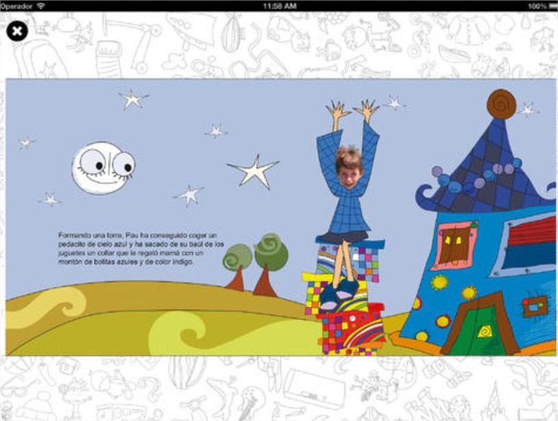 Crear cuentos personalizados con Catapum