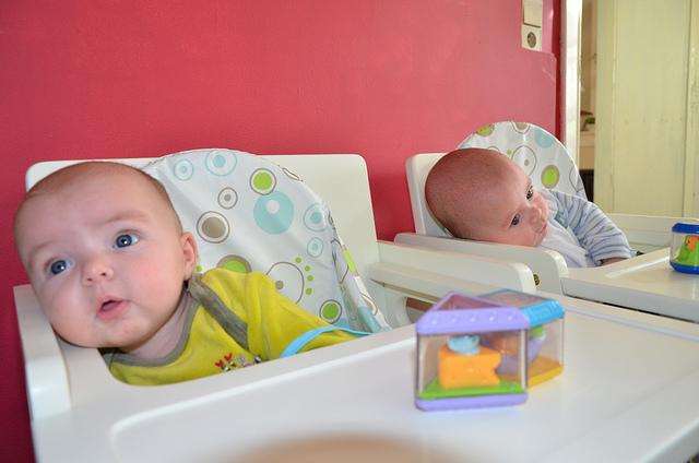 Cómo actuar cuando vienen 2 o más bebés II