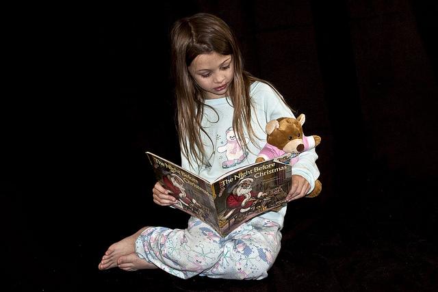 Qué hacer para que los niños se aficionen a la lectura