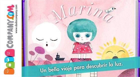Cuento interactivo: Marina y la luz