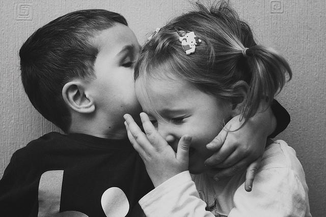 ¿Se enamoran los niños? I