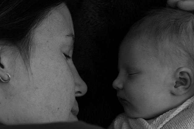 El Bonding entre padres e hijos