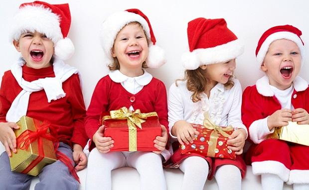 Regalos que no debes hacer a los niños en Navidad