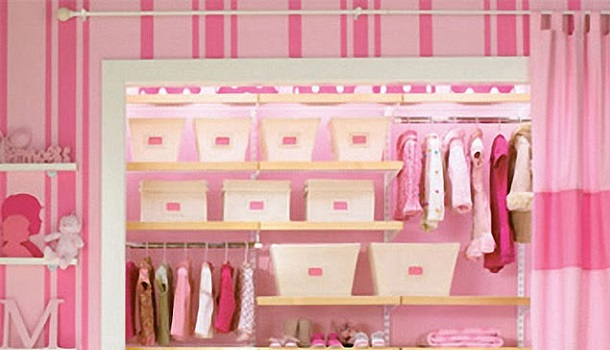 C mo organizar el armario infantil para tener m s sitio beb feliz - Armarios de bebe ...