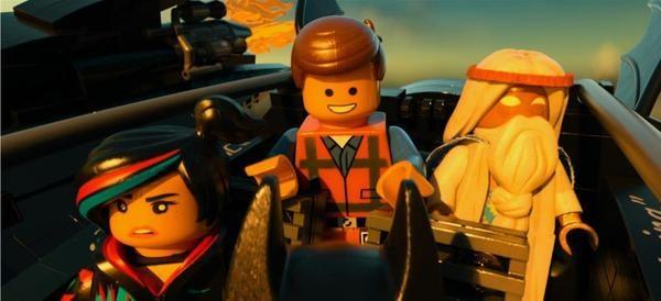 LEGO organiza una exposición coincidiendo con el estreno de la película