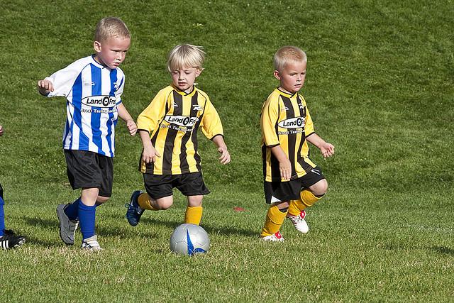 Deporte en equipo