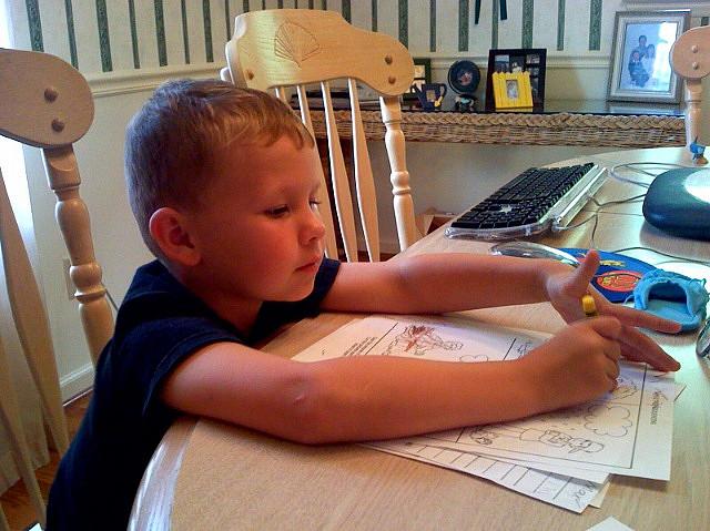 Estudio sobre los deberes escolares II
