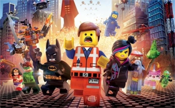 Estreno La Lego película