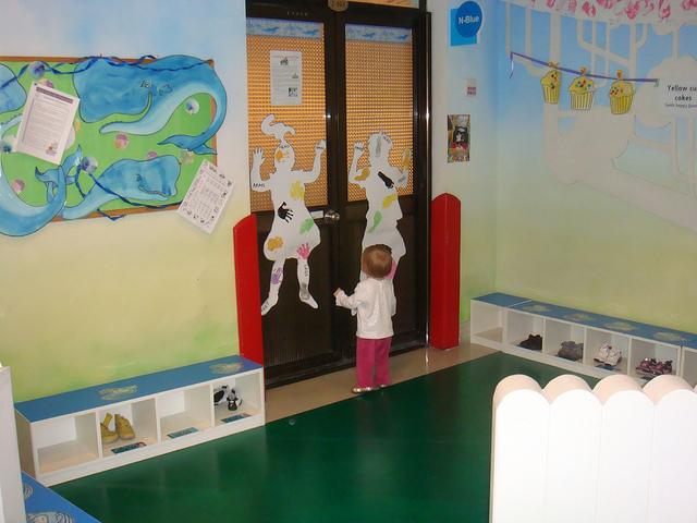 Seguridad en las escuelas infantiles