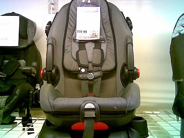 Viajar seguros con el bebé I
