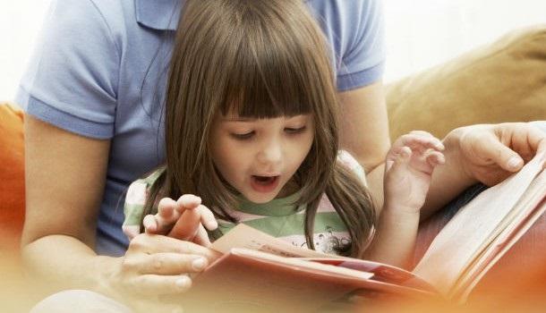 ¿Cuándo comenzar a leer cuentos a nuestros niños?