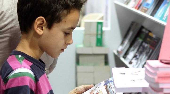 Razones para ir a la Feria del Libro de Madrid con niños