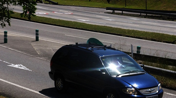 Claves para viajar en coche con los niños en verano