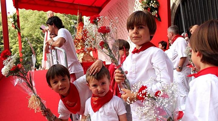 San Fermín celebra este viernes el Día del Niño
