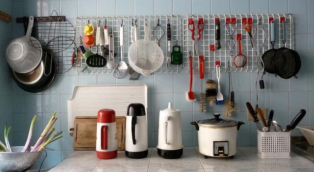 Materiales seguros para hacer la comida de tu beb beb for Remates articulos de cocina