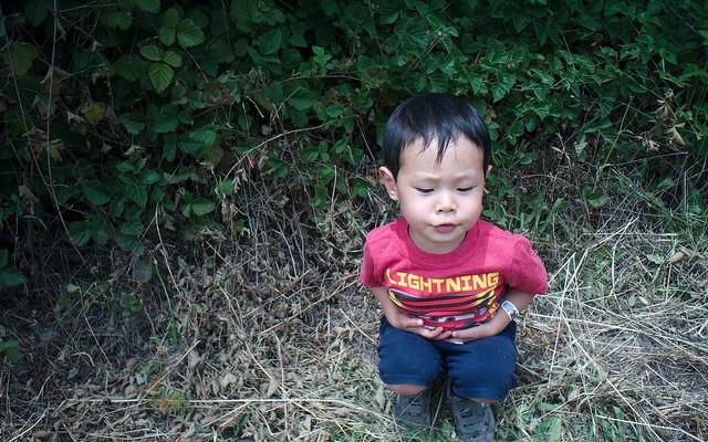 Estreñimiento infantil: la importancia de la fibra