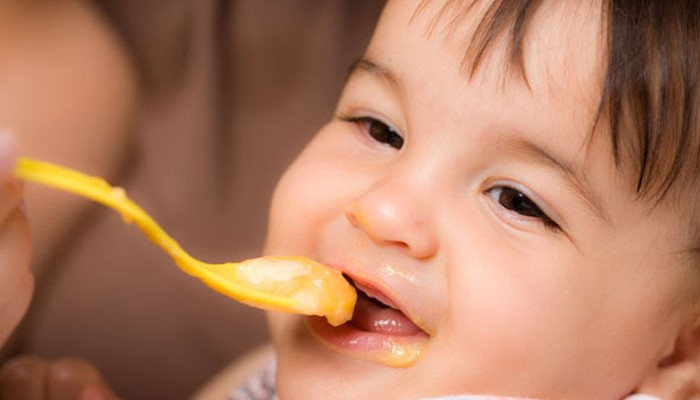Purés infantiles: alimentación eficaz y rápida