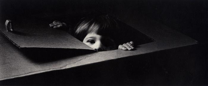 ¿Por qué a los niños les encantan las cajas?
