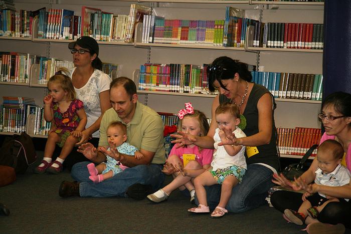 Actividades infantiles biblioteca