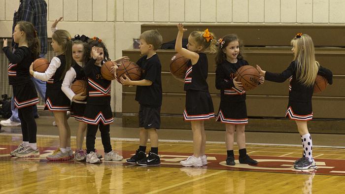 Deporte y ejercicio para niños