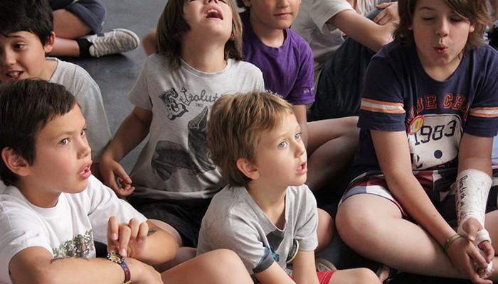 Vacaciones con niños: cuidad o granja escuela