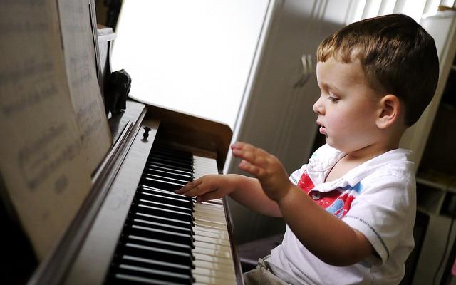 ¿Tiene tu bebé habilidades para la música?